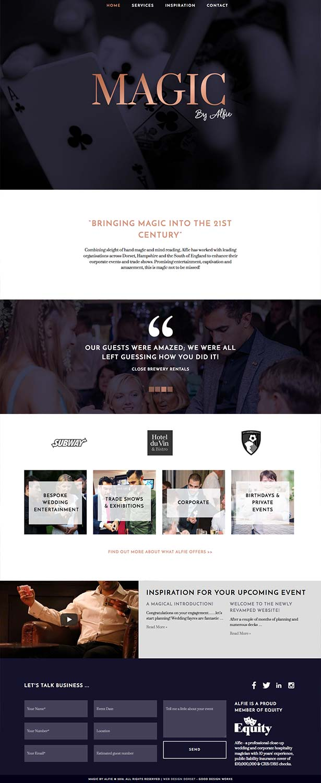 Website Design Bournemouth
